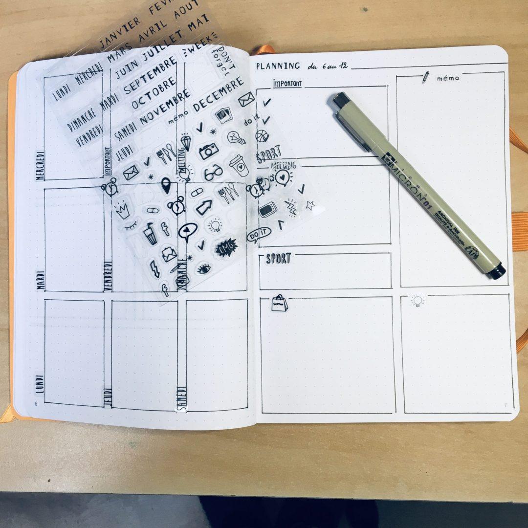 bullet-journal-minimaliste