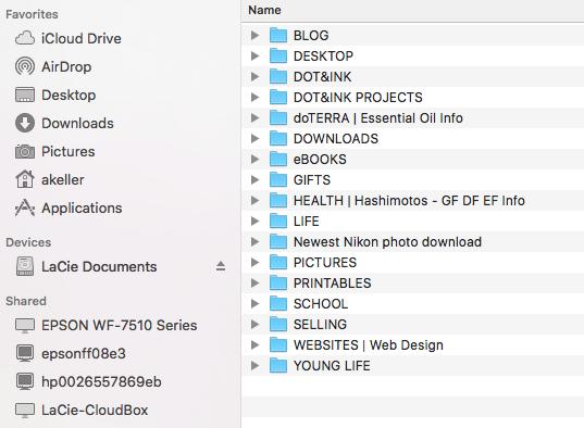 storage-finding