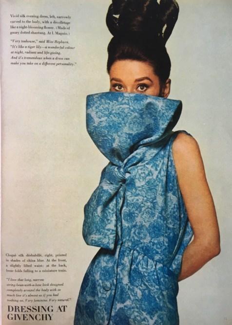 photo Bert Stern (archives Musée de la Mode)