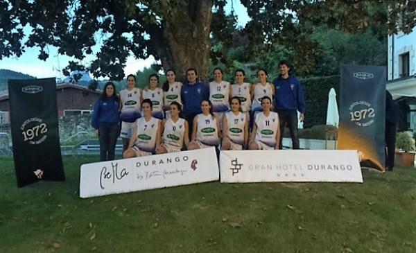 Equipo femenino del Tabirako