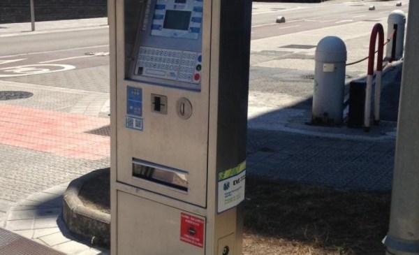 Imagen de una de las máquinas de OTA en Durango