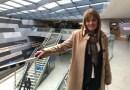 [dotb.eus] [vídeos] Begoña Matamala, duranguesa, la primera mujer guardagujas de Euskotren