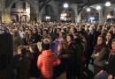 [dotb.eus] [vídeos] [fotografías] Miles de mujeres exigen igualdad en Durangaldea