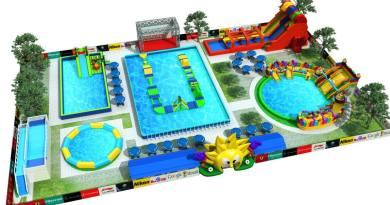 [dotb.eus] Así será el aquapark de Iurreta que abrirá sus puertas en junio