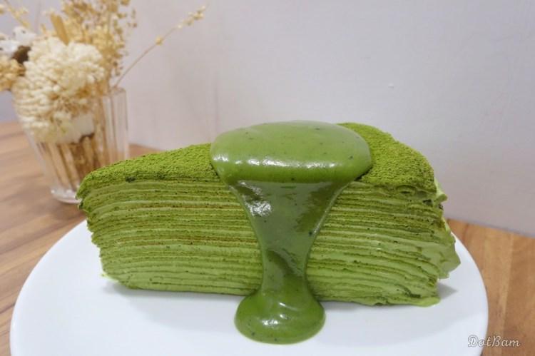 台北國父紀念館甜點|Sweet Tooth必吃大份量紅絲絨蛋糕及假日限定抹茶千層
