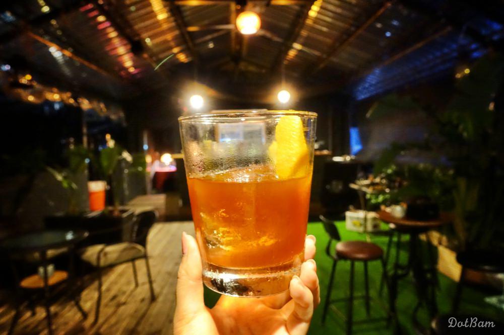 台北信義區酒吧 Something Beautiful Bar隱身屋頂上如同小花園的秘密空間,Ounce Taipei新品牌