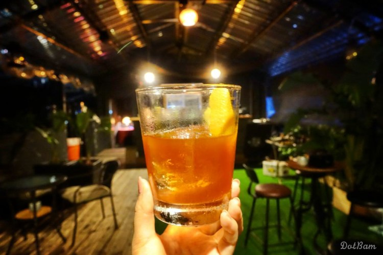 台北信義區酒吧|Something Beautiful Bar隱身屋頂上如同小花園的秘密空間,Ounce Taipei新品牌