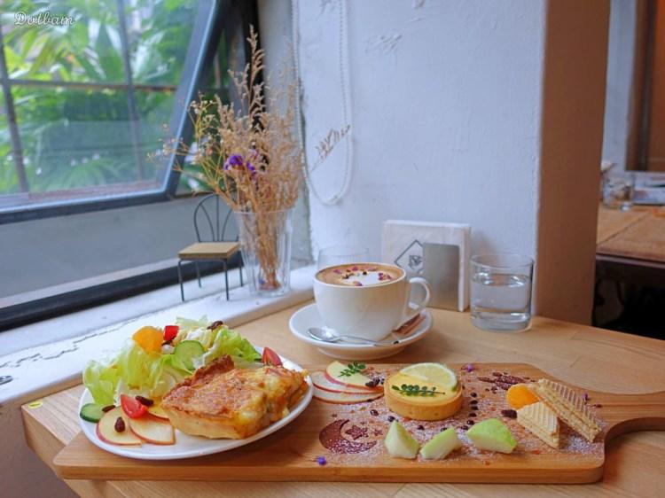 信義安和站美食 舒服生活Truffles Living彷彿踏入古歐洲老傢俱行的風格咖啡廳