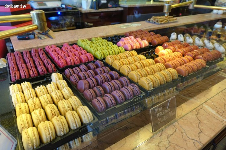 法國巴黎美食 Carette法式傳統甜點茶沙龍,必吃的經典馬卡龍店家推薦