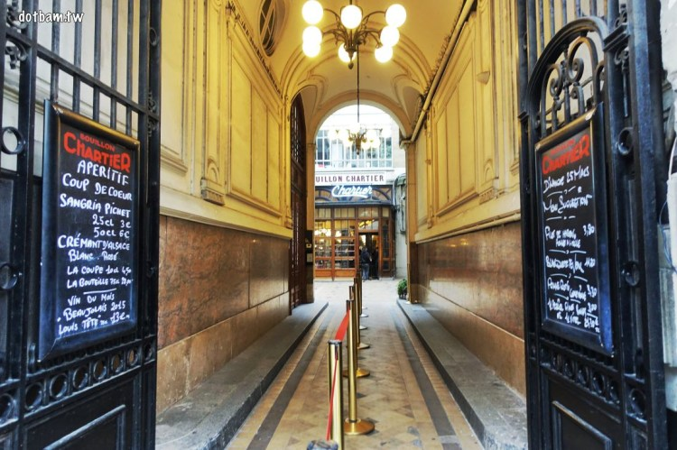 法國必吃平價排隊餐廳|Le Bouillon Chartier巴黎傳統美食推薦,附必點菜單對照翻譯