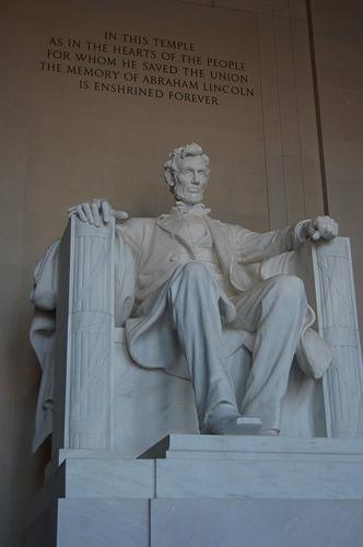 Đền tưởng niệm Lincoln ở Washington DC