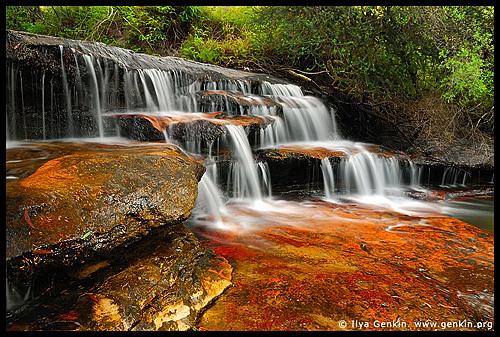Yosemite Mountain Creek