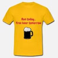 Run today