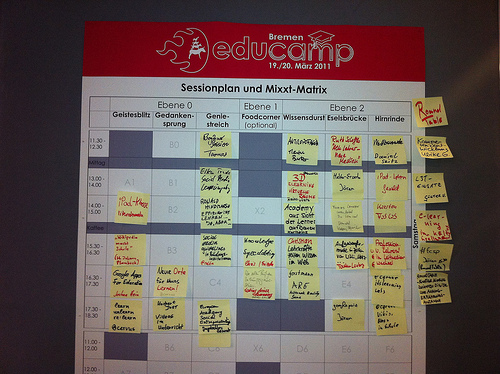 Sessionplan educamp 11 Samstag