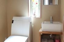 タンク付と手洗い器