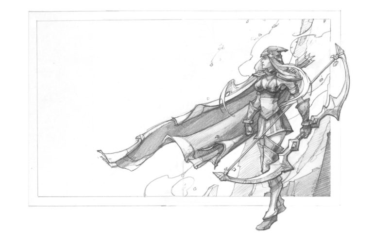 Marvel Is Producing A Series Of Comics And Graphic Novels For League Of Legends Starting With