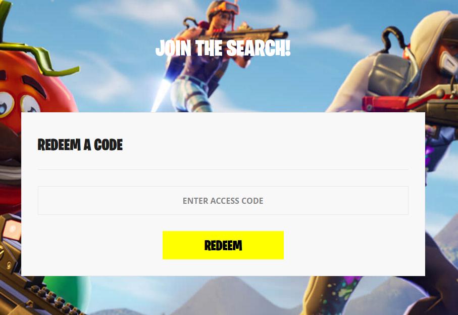Https Www Epicgames Com Fortnite De Redeem Code 7bcode 7d