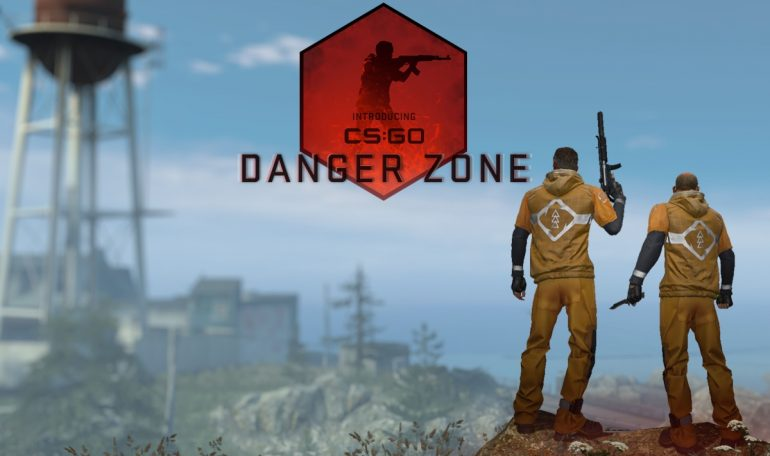 CSGOs Battle Royale Danger Zone Does Not Live Up To