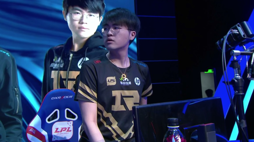 RNGs Zz1tai Retires From Professional Play Dot Esports