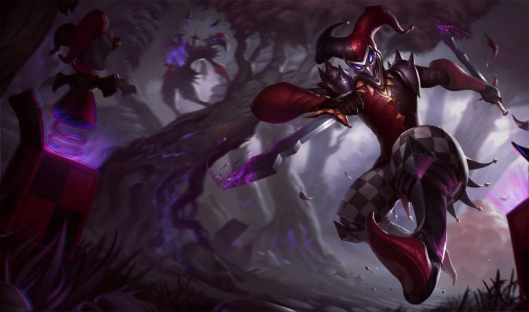 Shaco Hasnt Received A Skin In 4 Years So Heres 14 Of