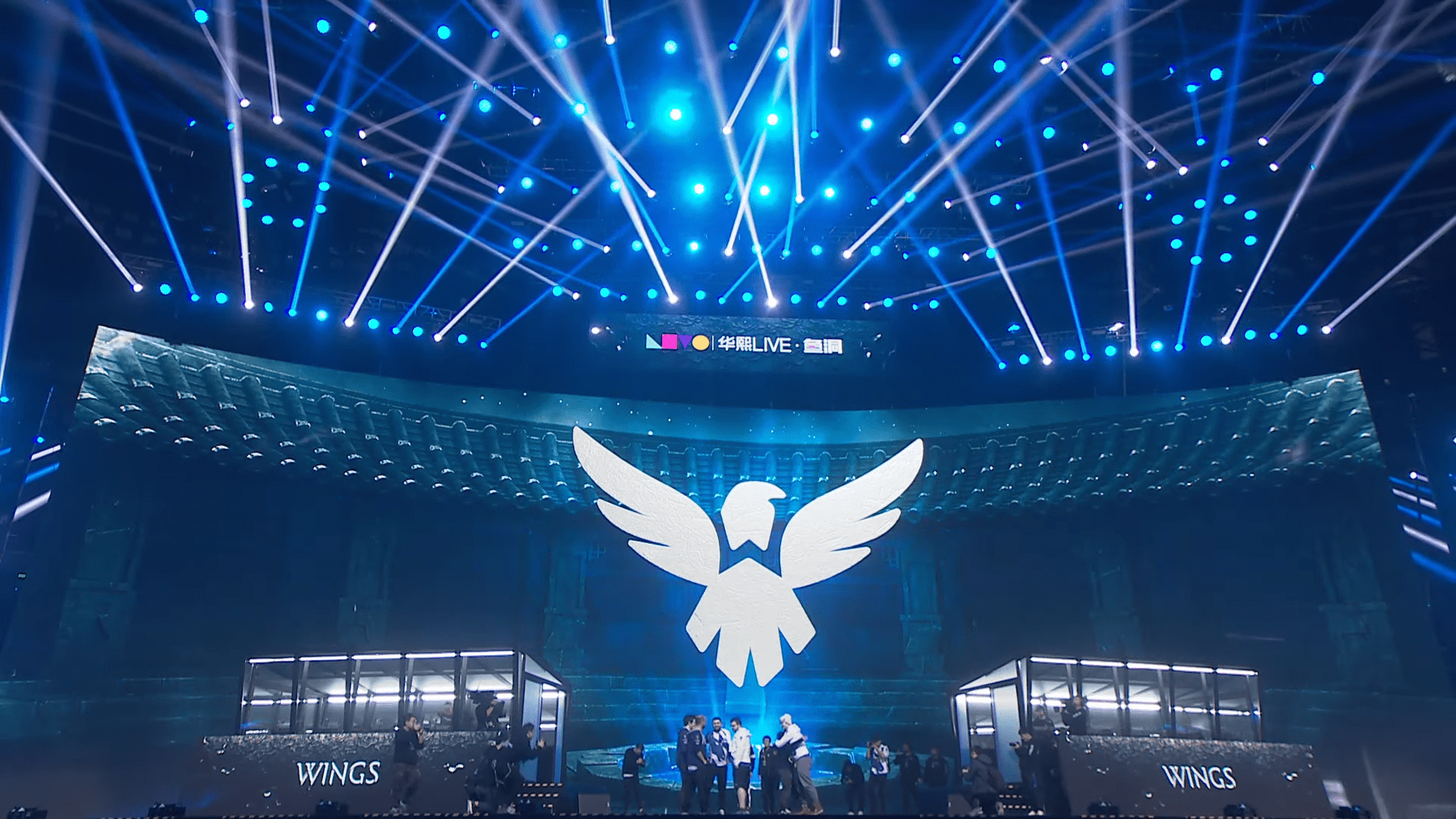 Wings Gaming Defeat Team Liquid In Exhibition Match Dot