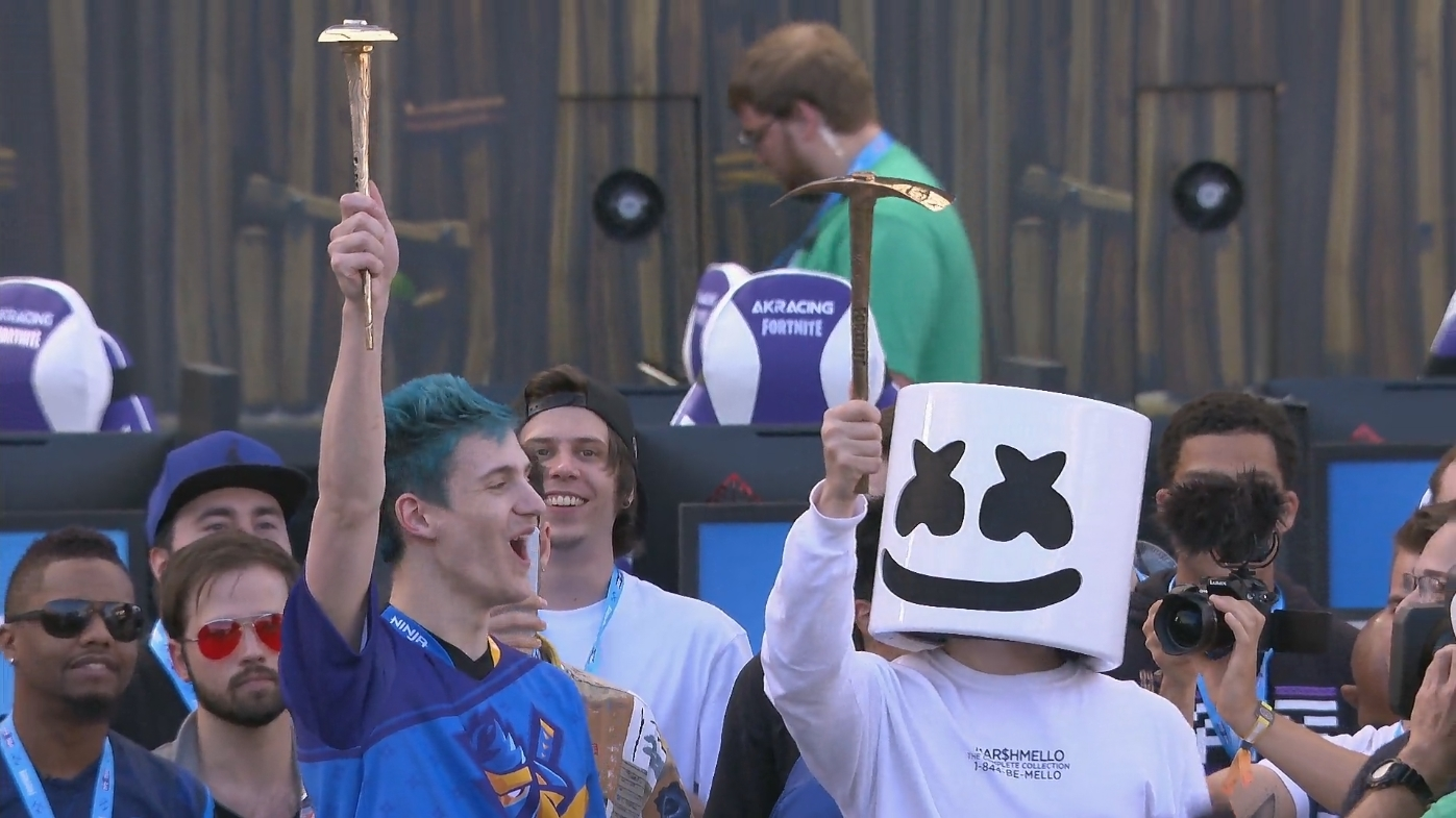A Marshmello Event And Skins Are On Their Way To Fortnite