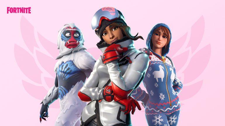 Epic Games Reveals Fortnite Share The Love Event Dot Esports