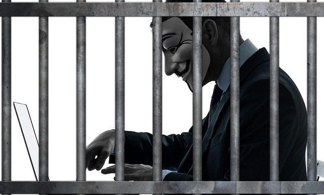 Hacker en prison