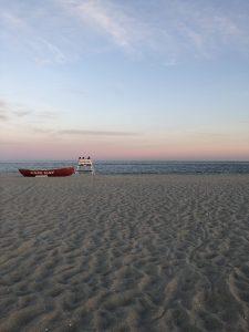 Cape May County - Lifeguard races Ocean City