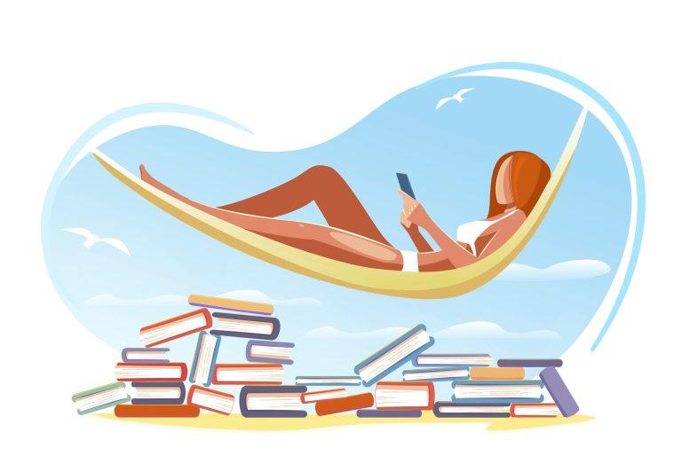 Do The Shore: beach read