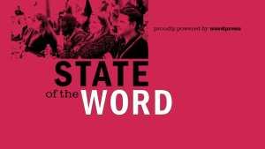 State of the Word Matt Mullenweg