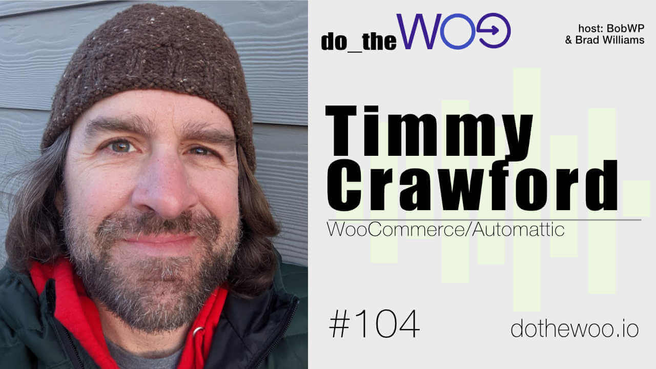 Do the Woo Podcast with Timmy Crawford Episode 104