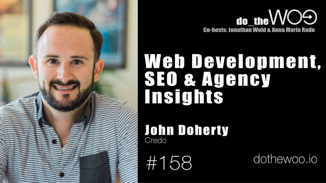 Do the Woo podcast with John Doherty