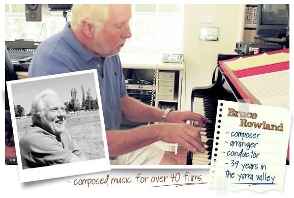 Bruce Rowland - Composer, Arranger, Conductor - dotheyarravalley.com.au