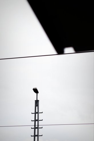 another lamp post