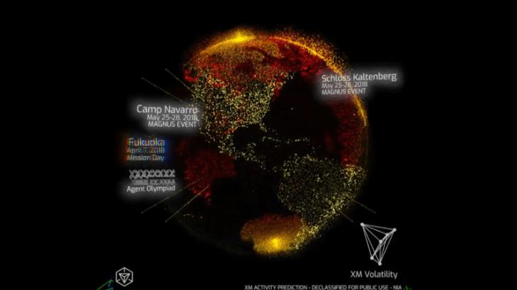 #DarkXMCure : いつの間にかグローバルオペに「Global Capture Challenge」という名称が