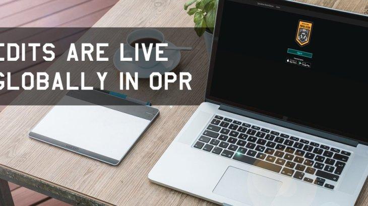 Ingress: OPRのポータル編集審査がグローバルで解禁