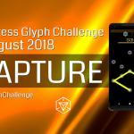 8月のグリフチャレンジは「Capture」で決定