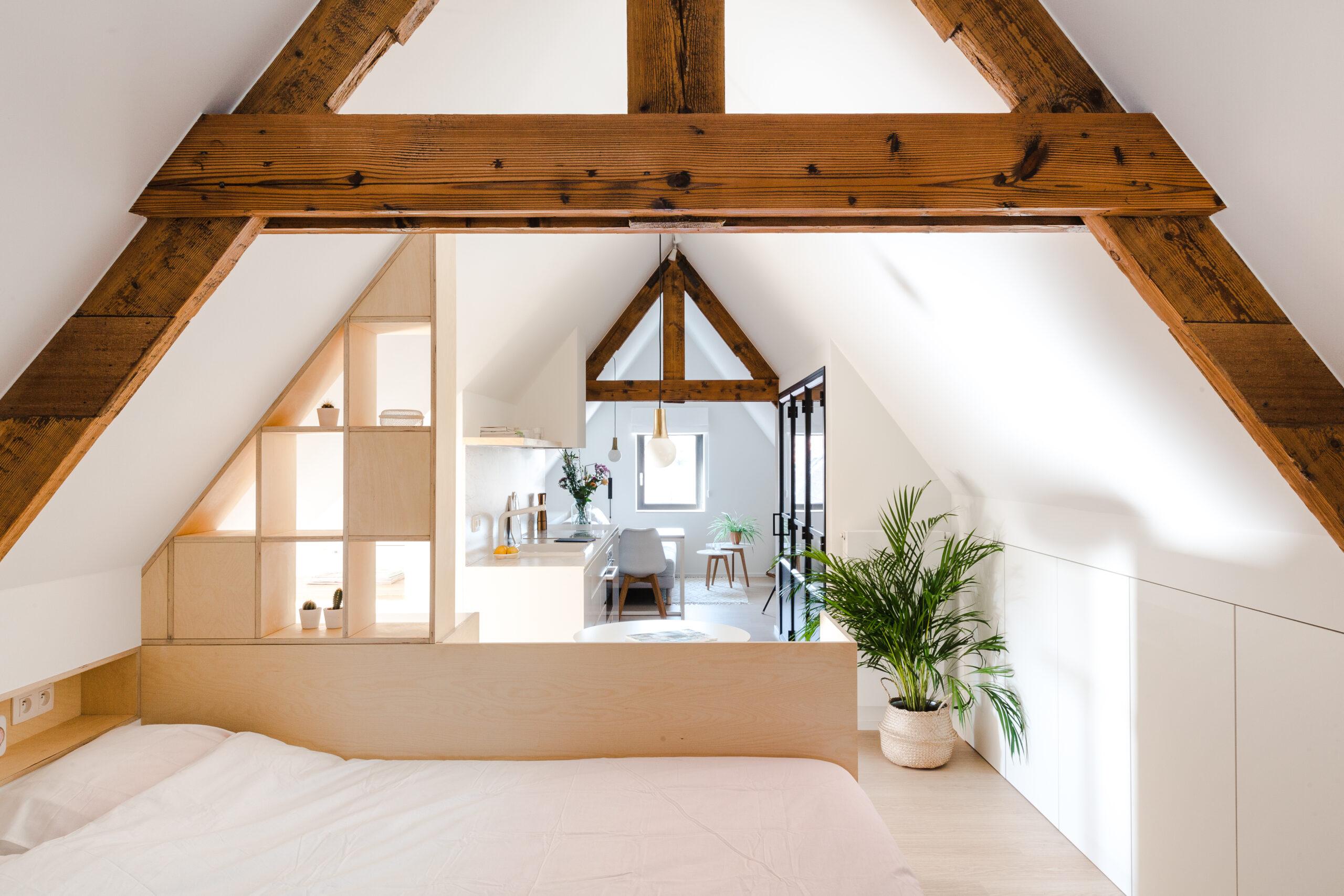 plywood miniloft 21