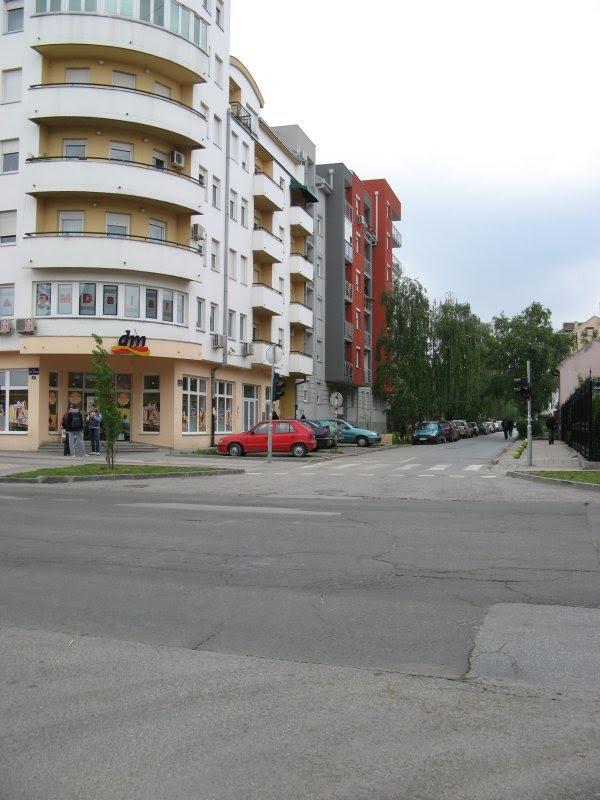 Novi Sad - Adamovićevo Naselje