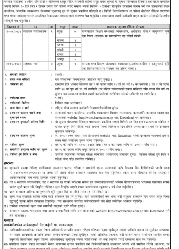 Patanjali hospital vacancy