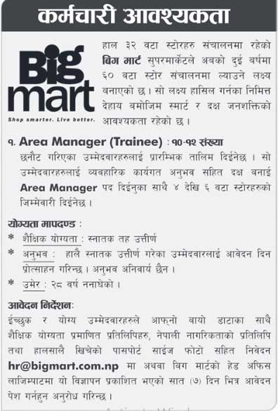 Big-mart-Vacancy-2075