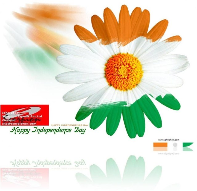 Happy Independence Day............. 4
