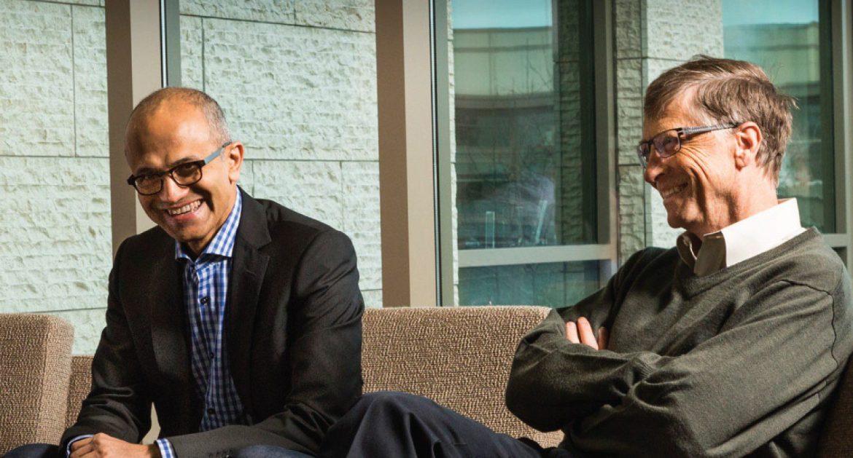 Bill Gates steps down from Board of Microsoft & Berkshire Hathaway