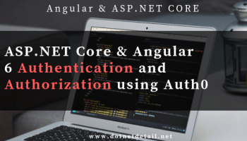 Sort Search and Pagination in Angular 6 using ASP NET Core