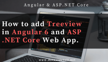 How to upload file using Angular 6 and Asp Net Core 2 1