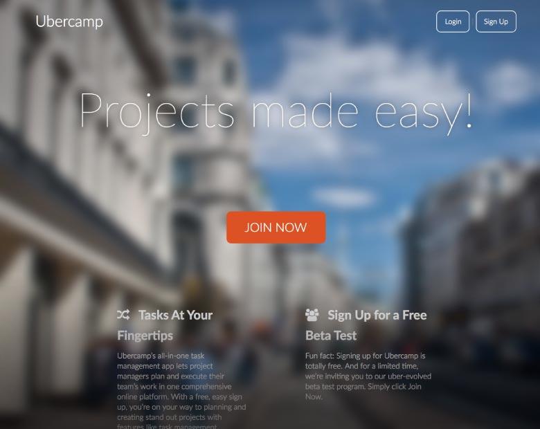 Ubercamp - Dot Net Factory