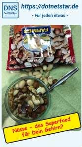 Superfood Nüsse