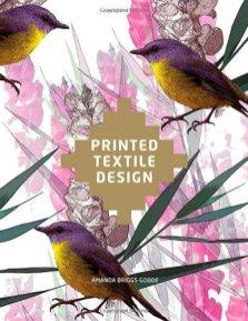 Printed textile design: Amanda Briggs-Goode