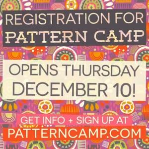 patterncamp-registration